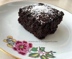 Bol soslu, yoğun lezzetli, nefis bir ıslak kek...   Tarifi instagramdan Sevgili @neff_el in sayfasından aldım, o da Ardanın mutfağı  ...