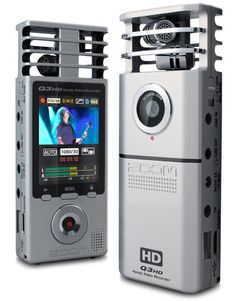 The Q3HD Handy Video Recorder takes Zoom's renowned audio technology and combines it with HD video, allowing you to capture every moment with stunning clarity and resolution.