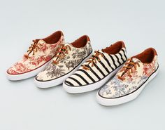 I'd like one pair of each, please. Keds!