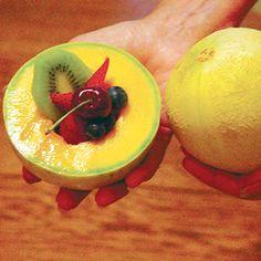 Tasty Bites Melon