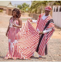 Couples African Outfits, African Clothing For Men, Latest African Fashion Dresses, African Dresses For Women, Couple Outfits, African Wedding Attire, African Attire, Kente Dress, Kente Styles