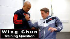 Wing Chun training questions - how to deal with Chest Grab Q56