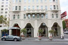adagio hotel san francisco