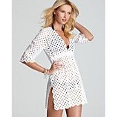 Tory Burch Luna Tunic Swimsuit Cover Up - Bloomingdales