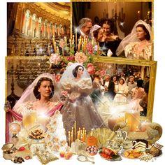 """Scarlett's first wedding"" by lotti on Polyvore"