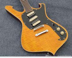 paul gilbert korina pompiere chitarra elettricaall'ingrosso