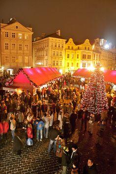 Prague Christmas Market - Prague, Czech Republic, http://smart-travel.hr/en/