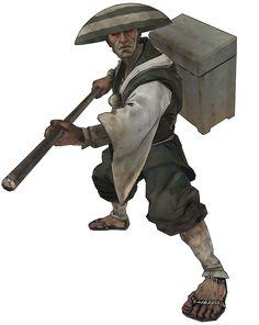 Brother Six ( Afro Samurai )