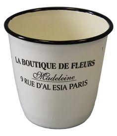 #Emaille  #Gefäss Boutique, Canning, Madeleine, Enamels, Deco, Home Canning, Conservation
