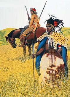 Warrior, Wood's Irregulars, Zulu War                                                                                                                                                                                 More