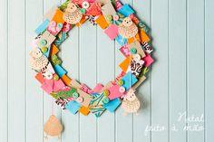 Natal feito à mão - dcoracao.com - blog de decoração e tutorial diy