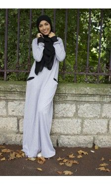 Collection Robe et Abaya chic pour la femme - Boutique en ligne islamique -  Mayssa cadf1519fff8