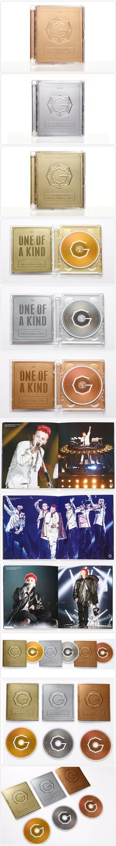 [2013 G-DRAGON WORLD TOUR LIVE CD [ONE OF A KIND in SEOUL]]