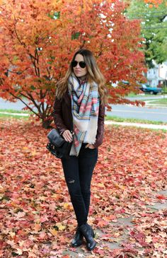 Fall Uniform with Bluefly | Oh So Glam