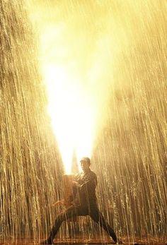 Tezutsu Hanabi, arm-held fireworks, Toyohashi, Aichi, Japan 豊橋 手筒花火 Fireworks Festival, Japan Landscape, Hanabi, Geisha, Four Seasons, Scenery, Country Roads, Japanese, Culture