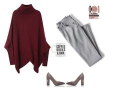 """""""Simple Monday."""" by iutta on Polyvore featuring Lands' End and Charlotte Tilbury"""