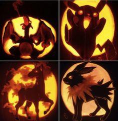 Pokemon Pumpkins 2