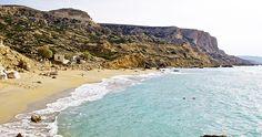 レッドサンドビーチ(ギリシャ)