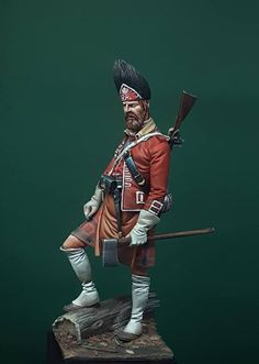 British Army Uniform, American War, Miniatures, Military, Superhero, Fictional Characters, Soldiers, Ideas, Figurine