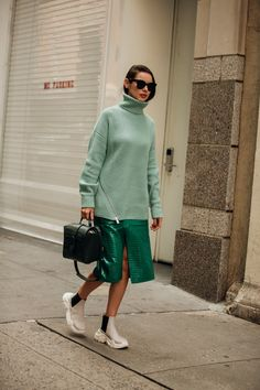 Street style à la Fashion Week printemps-été 2020 de New York - Page 7 | Vogue Paris
