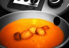 Crema calabaza y zanahoria