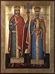 Olga (Helga, Ukrainian Olha), the grandmother of Vladimir the Great, was born at Pskov about She married Prince Igor of Kiev Vladimir The Great, European Languages, People Of Interest, Iron Age, Red River, Prince, Orthodox Icons, Middle Ages, Christianity