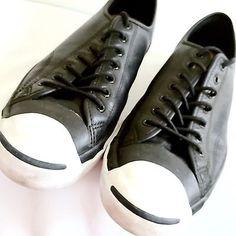 207b3c63250 Converse Leather Athletic Original Vintage Shoes for Men