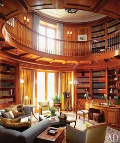 Library, sweet library....:
