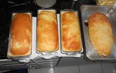 Receita de Pão caseiro com leite condensado