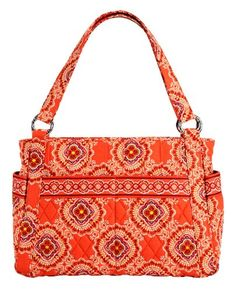 Vera Bradley Stephanie Paprika Bag Purse *** Check out the image by visiting the link.