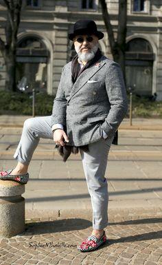 street style men fashion week milan - Recherche Google