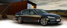 La nouvelle dimension du luxe automobile. Nouvelle BMW Série 7 Berline.