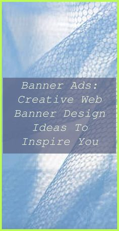 Animated web banners are what's in today. Designs.net just published a post on 12 pointers for developing the ideal web banner. If ... Web banner styl... Web Banners, Web Banner Design, Site Design, Web Design, Seo Services, Pointers, How To Make Money, Knowledge, Ads