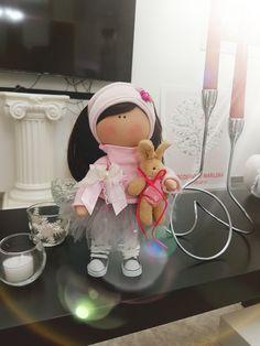Textile doll interior doll tilda doll