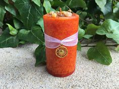Solstice Sun™ Pillar Candle. For Light Life by TheBriarwood