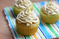 filipino popular baby shower cake | Tres Leches Cupcakes - Stephanie @ Macaroni & Cheesecake