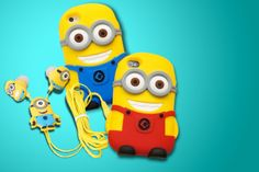 Minions iPhone Case or Earphones