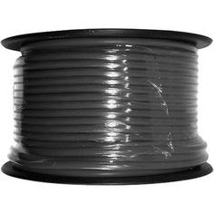 AVOX 250 Feet of 8 Gauge Black Clear Power Cable Ideal for Auto Amplifier Installation by Avox. $64.78. * 250 Feet of 8 Gauge Thickness Black Clear Power Cable * Ideal for Auto Amplifier Installation
