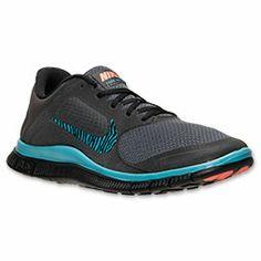 b80ef04d8a107 Men s Nike Free 4.0 V3 Reflective Running Shoes