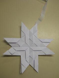 KerstSter8Blaadjes4