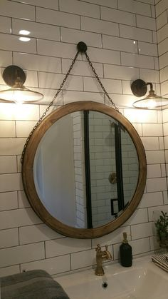 fort worth home of dreams 2016 in keller tx farmhouse bathroom pinterest - Bathroom Mirrors Fort Worth Tx