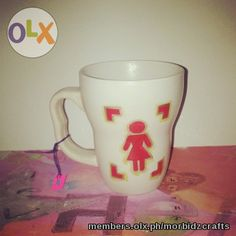 OLX joins Carousell to bring you a bigger marketplace where you can buy deals up to less! Chat on the go and buy preloved items at the best price. Shop now! Hand Painted, Mugs, Tableware, Handmade, Stuff To Buy, Dinnerware, Hand Made, Tumblers, Tablewares