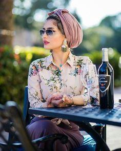 Hijab Outfit, Turban Outfit, Turban Hijab, Muslim Fashion, Modest Fashion, Hijab Fashion, Fashion Outfits, Fall Outfits, Turban Mode