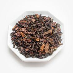 Organic Pu-erh Vanilla Chocolate Tea