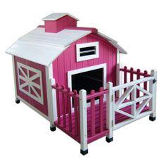 Petsmart Pink Dog Houses