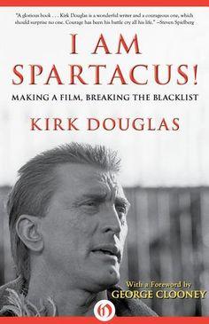 Kirk breaks the Hollywood blacklist.