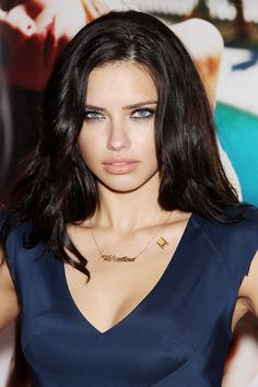Adriana Lima- Flawless Beauty! https://www.facebook.com/pages/Vinofiamma/170631406315947?ref=br_rs
