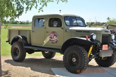 1940 - 1949 Dodge Power Wagons - Google Search
