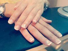 #french#classic#nails#mm#topolino#nails#semipermanente#fixelnailslaboratory