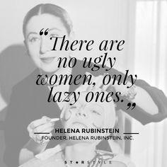 Helena Rubinstein, Founder, Helena Rubinstein Foundation